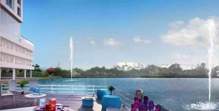 Alcove Flora Fountain